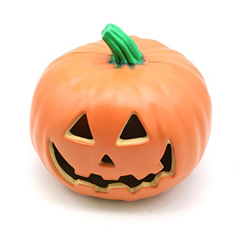Coco-Z 2020 New Halloween Flash, Halloween Talking Animated Pumpkin with Built-in Projector &...