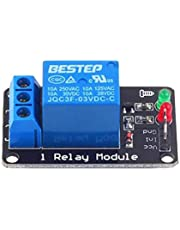 1-weg met licht 3.3v relaismodule Relay Board Brightness Control Module (blauw)