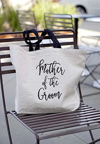 Regalo de madre del novio, regalo de madre del novio, regalo de bienvenida, regalo de suegra, para novios, mamá, bolsa de regalo, bolsas de boda