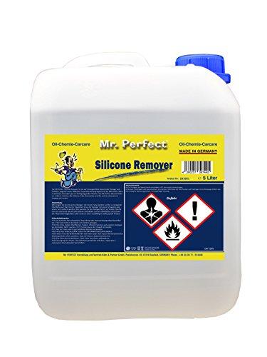 Mr. Perfect® siliconenverwijderaar, siliconenverwijderaar, ontvetter om te verwijderen - 5 liter