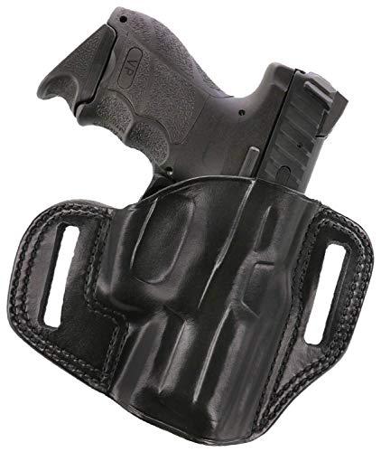 Galco Combat Master Belt Holster Glock 43 Springfield Hellcat Black CM800B