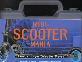 Mini-Scooter Mania: Fierce Finger Scooter Moves!