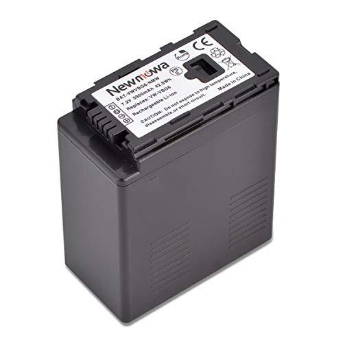 Newmowa Replacement Battery for Panasonic VW-VBG6