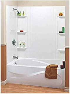 Best maax 101604 000 129 bathtub wall kit Reviews