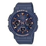 [カシオ] 腕時計 ベビージー 電波ソーラー BGA-2510-2AJF レディース ブルー
