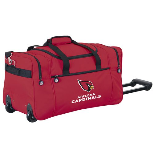 Northpole Arizona Cardinals NFL Rolling Duffel Cooler Ltd.