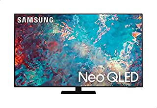 Samsung 75 Inche Neo QLED 4K Smart TV with Solar Remote, 2021 Model - QA75QN85AAUXEG