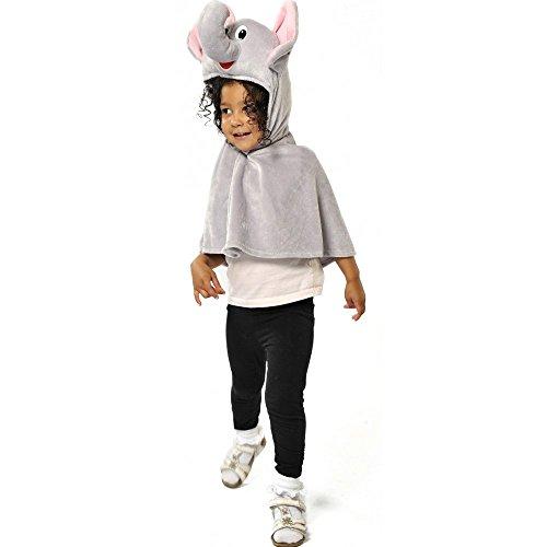 Enfants Elephant bambins Cap Déguisements Costumes 3-6 ans [Jouet]
