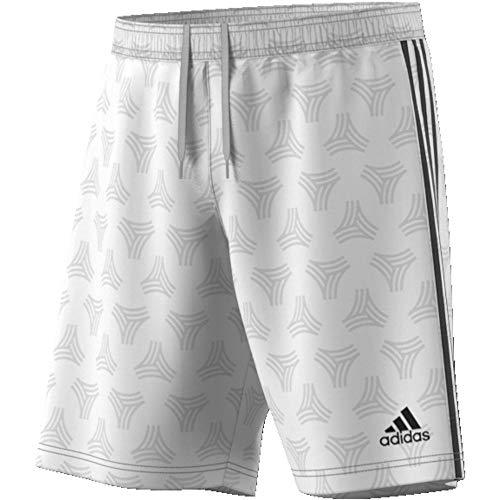 adidas Tan Jqd SHO – Pantaloncini da Uomo, Uomo, Pantalone Corto, DT9842, Bianco, S