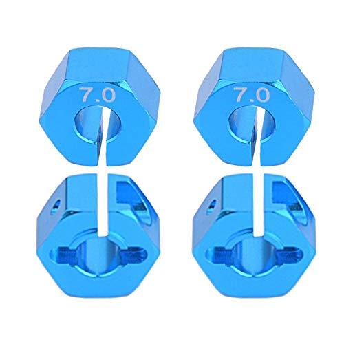 Adaptador Hexagonal para Coche RC de 12 mm, con pasadores y Tornillos,...