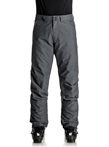 Quiksilver Estate - Snow Pants - Pantalon de snow - Homme - XS - Noir