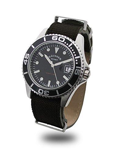 Häusser -Armbanduhr H_NL_BK