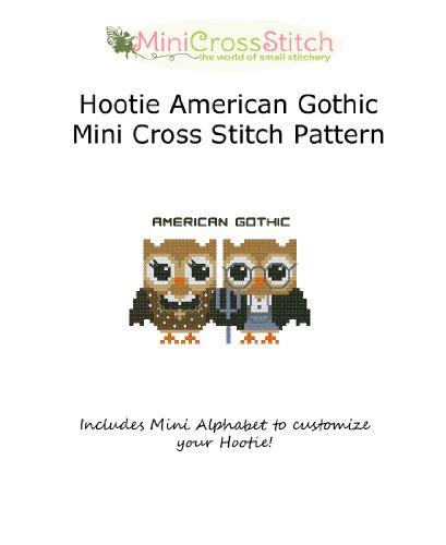 Gothic Cross Stitch - 4