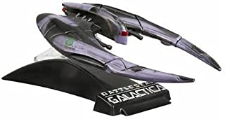 Hasbro Titanium Series Battlestar Galactica 3 Inch Vehicle Cylon Raider