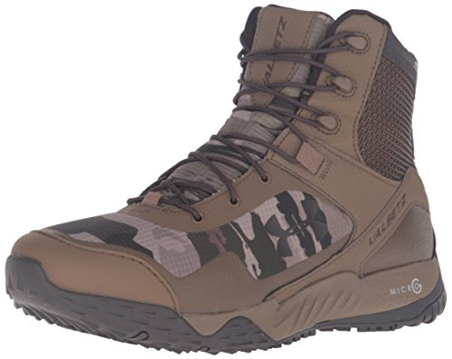 Under Armour mens Valsetz Rts Military and Tactical Boot, Reaper Camo (951 Uniform, 12.5 US