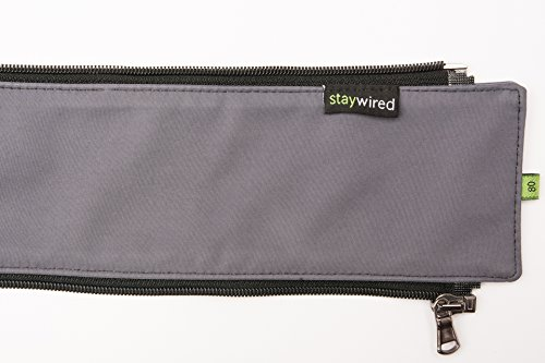 staywired Pro Basic - 80 cm grau