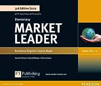 Market Leader Elementary (3E) Extra Edition Class CDs (2)