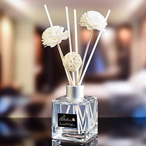FAN XIAO HUA Fire-free Aromatherapy Essential Oil Rattan Fragrance Box Sandalwood Air Aroma