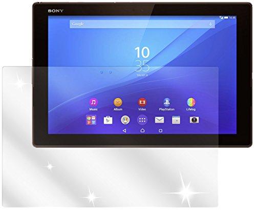 dipos I 2X Schutzfolie klar kompatibel mit Sony Xperia Z4 Tablet Folie Bildschirmschutzfolie