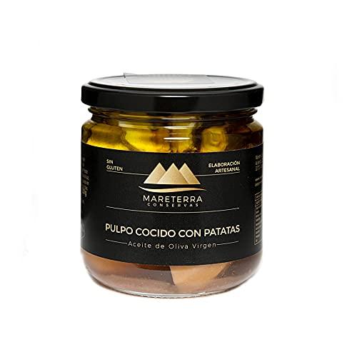Pulpo Gallego con Patatas 330 gr.