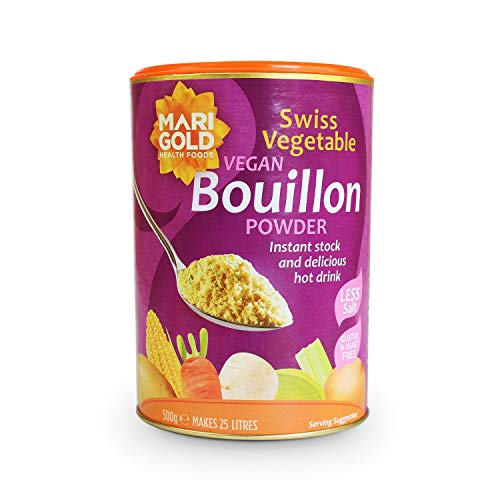 Marigold Swiss Vegetable Reduced Salt Bouillon Powder 500g