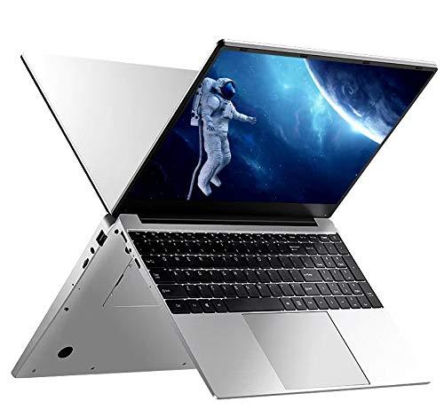 15.6 inch Laptop (Intel Celeron 64-bit, 8GB DDR3 RAM, 128GB SSD, 10000mAH battery, HD webcam, Windows 10 OS Preinstalled, 1920 * 1080 FHD IPS display) Notebook