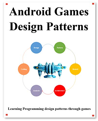 Android Games Design Patterns: Step by step use design pattern to build Android game framework (English Edition)