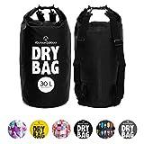 #DoYourOutdoor Drybag in 2L 5L 10L 20L 30L o. 40L – 100% wasserdichter Packsack/Seesack/Schutz...