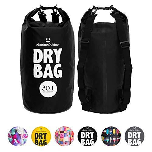Dry Bag »Squid« waterdichte tas voor het droog houden van je spullen bij: kajak, kano, zeilen, vissen, zwemmen, strand, snowboarden, skiën of camping, beschermt tegen: stof, nattigheid, zand, vuil. Verkrijgbaar in 5,10,20,30 liters