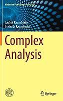 Complex Analysis (Hindustan Publishing Corporation)