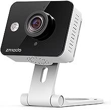 Zmodo Mini WiFi 720p HD Wireless Indoor Home Video Security Camera Two-Way Audio