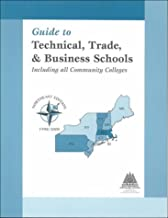 Guide to Technical, Trade, & Business Schools 1998/2000: Including All Community Colleges : Northeast