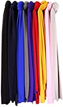 FabricLA ITY Fabric Polyester Spandex, 2 Way Stretch, 58