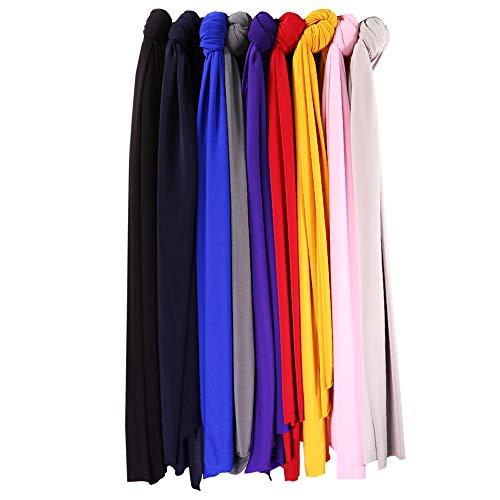 FabricLA ITY Fabric Polyester Spandex, 2 Way Stretch, 58' - 60' Wide (1 Yard) - Royal Blue