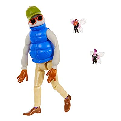 Disney and Pixar's Onward Core Figure Dad Character Action Figure Realistic Movie Toy Father Dummy Doll for Storytelling, Display and Collecting for Ages 3 and Up?, Multicolor
