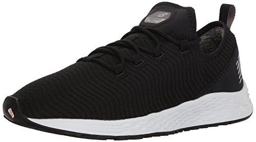 New Balance Fresh Foam Arishi Sport, Zapatillas de Running para Hombre, Negro Black/White, 40 EU