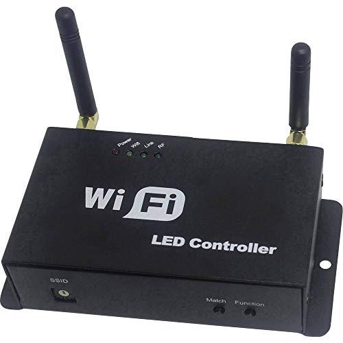 WLAN LED-Controller F. RGB U. ADJ.-White