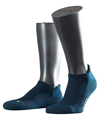 FALKE 3 Paar Socken 16609 Cool Kick SN Sportlicher Sneaker UNISEX, Socken & Strümpfe:42-43, Farbe:Marine 6120