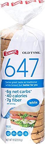 Schmidt's 647 White Bread - 2 Loaves
