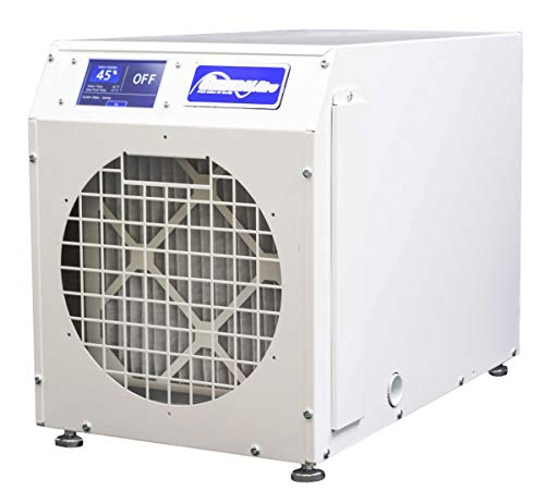 Best Bargain General Filters Model 5334 DH100 Touch SC. and WI-FI Control Dehumidifier