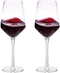 Bella Vino Italian Red Wine Glasses