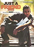 Sheet Music Just A Friend 2002 Mario 69