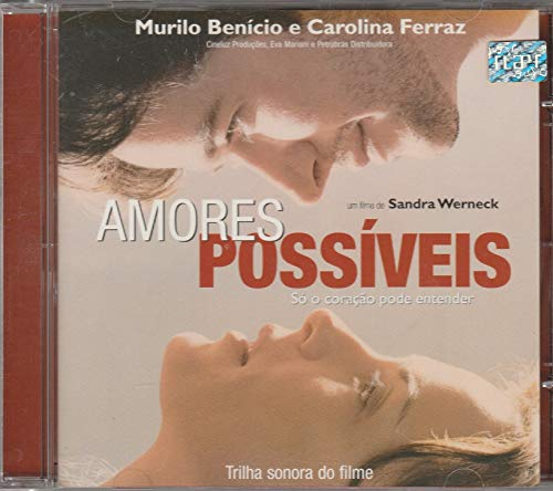 Amores Possíveis - Cd Trilha Do Filme - 2001