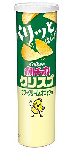 ポテトチップスクリスプ サワークリーム&オニオン味 12個