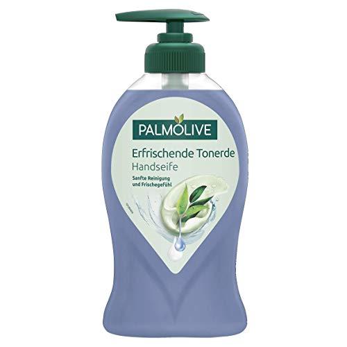 Palmolive Erfrischende Tonerde Handseife, 3er Pack (3 x 250 ml)