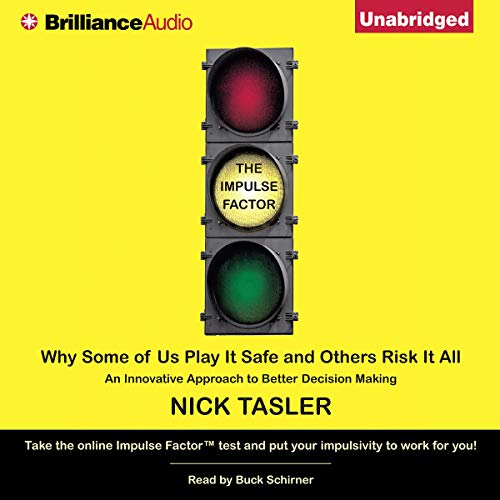 The Impulse Factor audiobook cover art