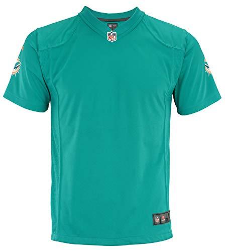 Nike NFL Miami Dolphins Blank Jersey Aqua S