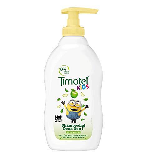 Timotei Kids - 2en1Champú Suave Manzana - 400ml