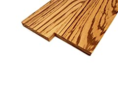 """Beautiful Grain Two sides sanded to 3/4"""" thickness Kiln dried"""