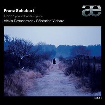 Schubert: Lieder pour violoncelle et piano
